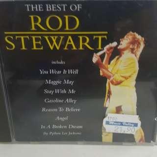 Cd English Rod stewart