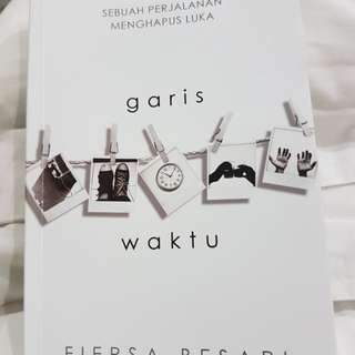 NOVEL GARIS WAKTU BY FIERSA BESARI