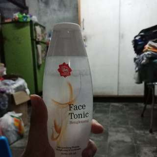 Viva Milk Cleanser and Face Tonic Bengkoang