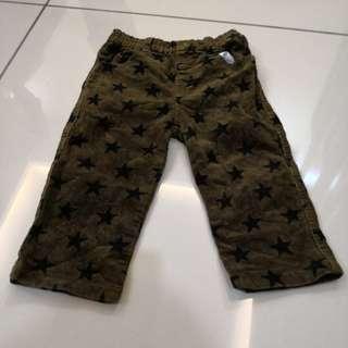 Baby's Stars Corduroy Jeans (12-18m)