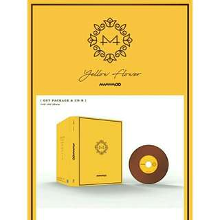 MAMAMOO Mini Album Vol 6 - Yellow Flower