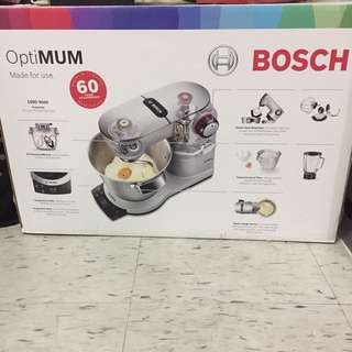 全新Bosch OptiMUM 攪拌機