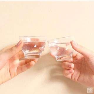 櫻花燒酒杯