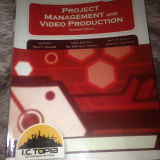 Project Management and Video Production Book