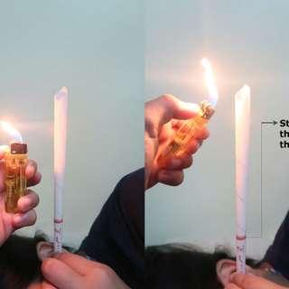 5 pairs Ear wax candles