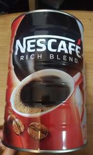[全新]雀巢咖啡Nescafe Rich Blend 500g