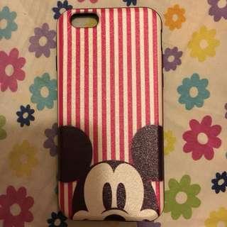 米奇老鼠Iphone6/6s Case💕