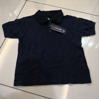 NWT US Polo Assn Top (5-6y)