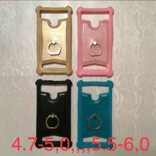 Universal Case w/ Ring