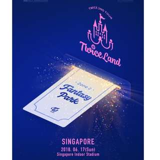 [LF/HTB] Onces to Queue for Twice upcoming concert Ticket (PLS READ!!)