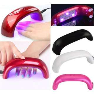 9W USB Nail UV Light Dryer Machine