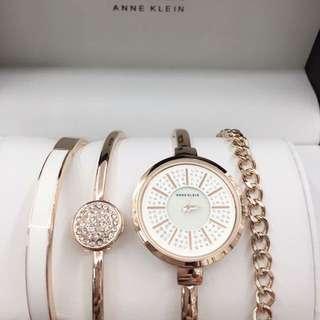 Anne Klein 4in1 Watch Set