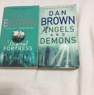 Dan Brown Books