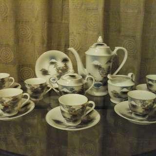 Diako tea set