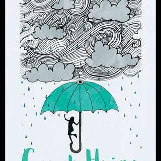 Ebook : Cewek Hujan by Vie Devh