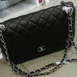 👉SOLD - CHANEL Classic Mini Lambskin Shw #lo