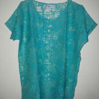 Embroidery Tosca Top