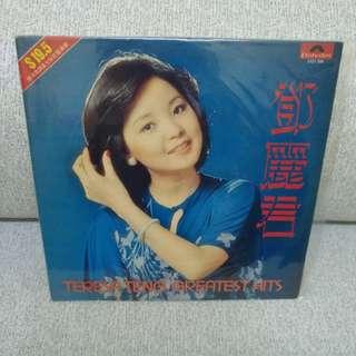 鄧麗君 精選一 絕版Lp 黑膠唱片