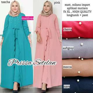 Prissa Set Pants