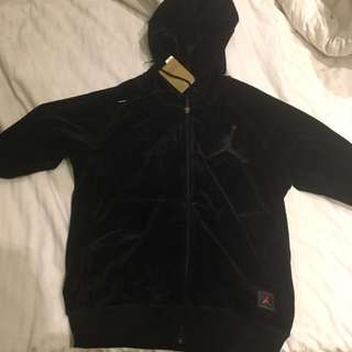 Jordan OVO Complete Velour Track Suit (Jacket and Joggers)