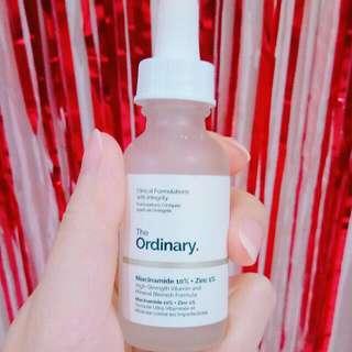 The Ordinary Niacinamide 10% Serum