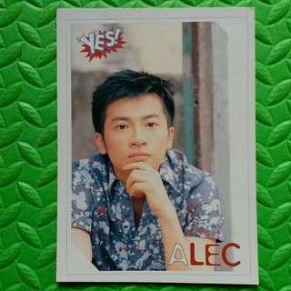 孫耀威 postcard
