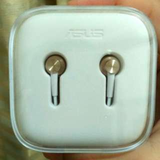 華碩 Asus  zenear  耳機 (zenfone3 deluxe附贈