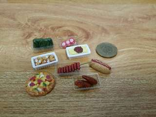 Miniature Food Collection