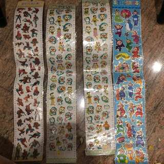 Cartoon Stickers