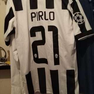 祖雲達斯主場球衣#21 pirlo