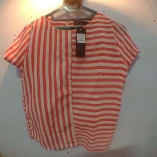 Baju Atasan Selvagio ukuran M