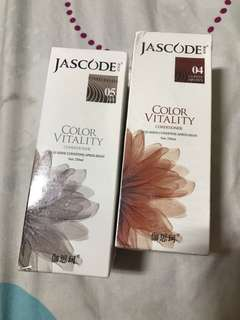 *Clear Stock*Jascode Color Hair conditioner Ash Grey/Coffee Brown