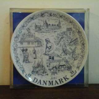 Decor plate