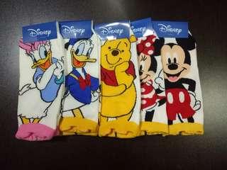 Disney Sock (3 for $10.00)