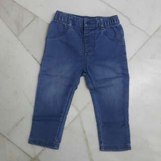 Jeans Mothercare (12-18Month)
