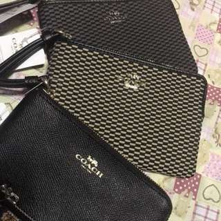 Coach wallets original