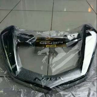 Cover behel back nmax chrome