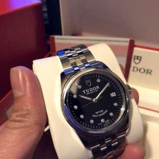 香港原裝行貨888Tudor 帝舵 型號55000 有出世卡有盒
