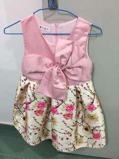 Pink dress _ 7t