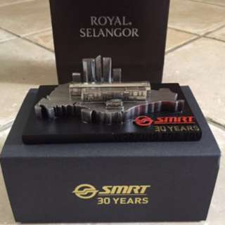 SMRT x Royal Selangor Collectible (Pewter)