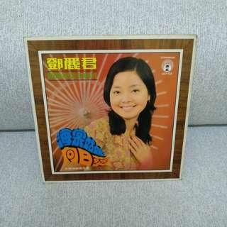 鄧麗君 絕版 南遊紀念金唱片LP 黑膠唱片