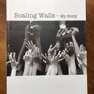 Scaling Walls by Oh Siew May