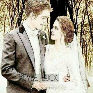 Wedding Digital Art Customized