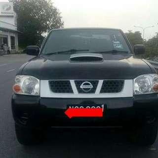 Navara Frontier 2.5 4WD (M)