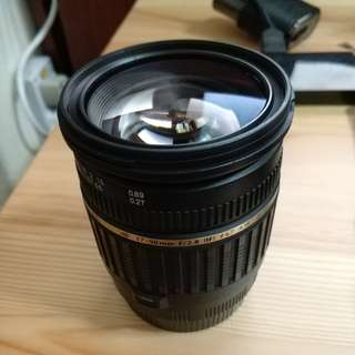 Tamron 17-50 mm f 2.8 Dii non-VC