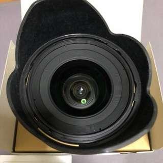 Tokina 11-16 f2.8 I for Nikon