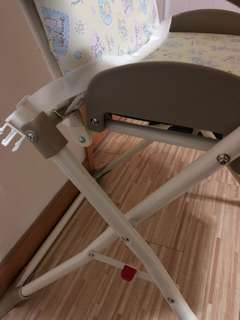 cmax high chair