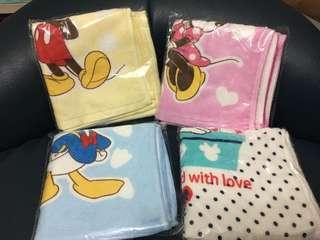 米奇老鼠毛巾Mickey mouse towel