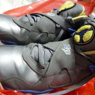 Jordan US Size 6  UK size 5.5 rubber shoes