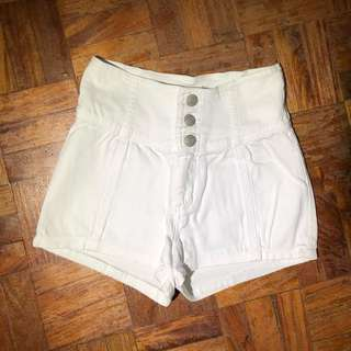 Factorie High Waist Shorts
